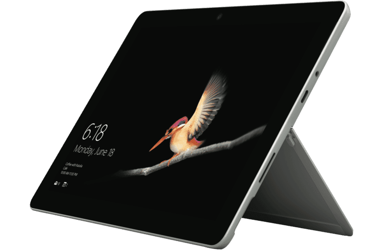 Microsoft Surface Go 2, Intel coreM, 8GB RAM, 128GB SSD, Windows 10 Pro