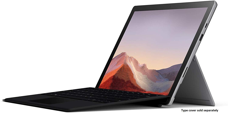 Surface Pro 7, i5/8GB/128GB/Plat/W10Pro