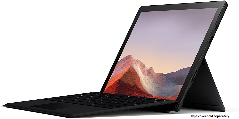 Surface Pro 7, i5/8GB/256GB/Black/W10Pro